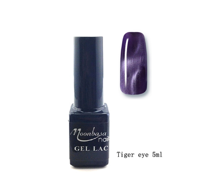 Moonbasanails MAGIC TIGRISSZEM Lakkzselé 5ml-828#