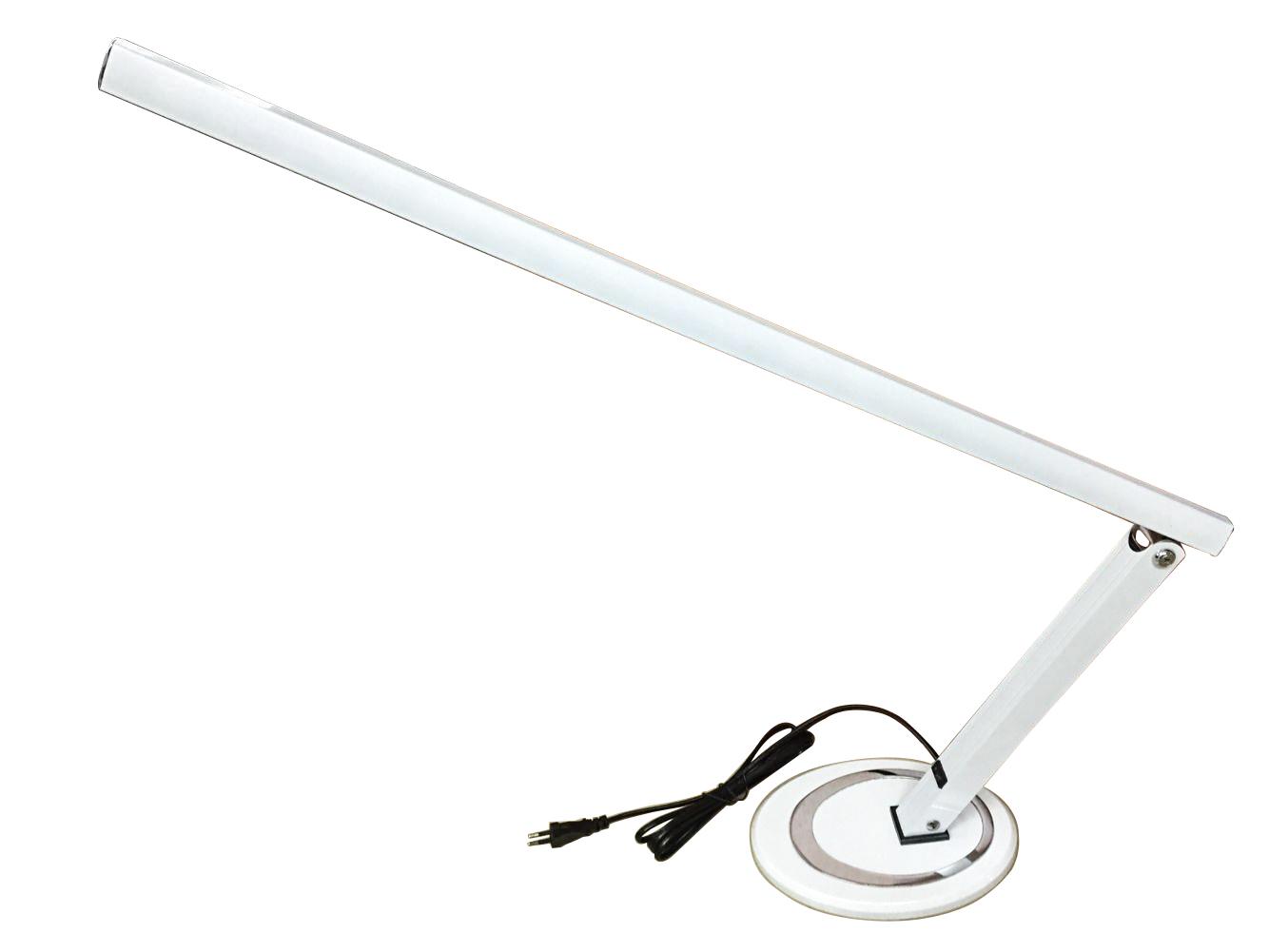 12W LED Asztali lámpa Talpas,OTL-050,fehér