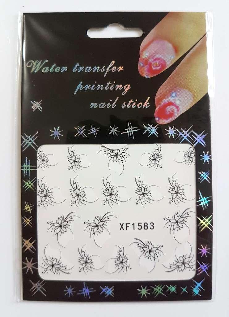 Nail sticker ,self-adhesive