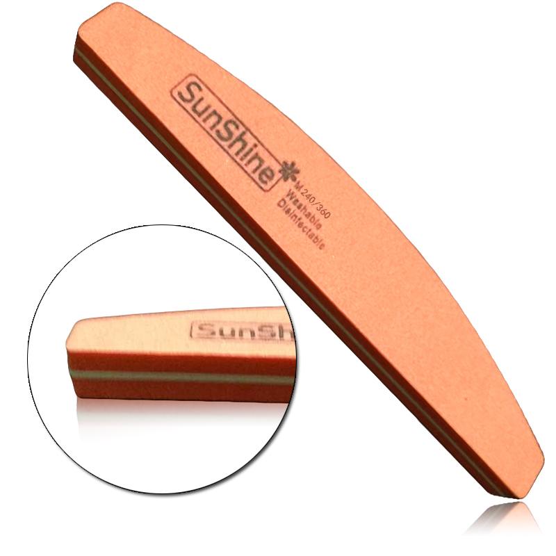 SunShine íves buffer homokolt-narancs 240/360