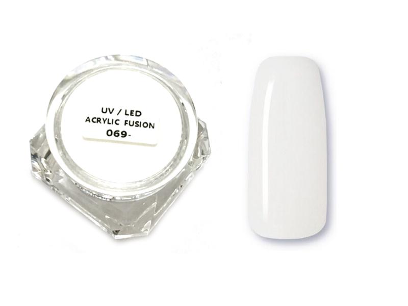 ACRYLIC GEL 5ml,30ml (Acrylic Fusion) 2# Francia fehér