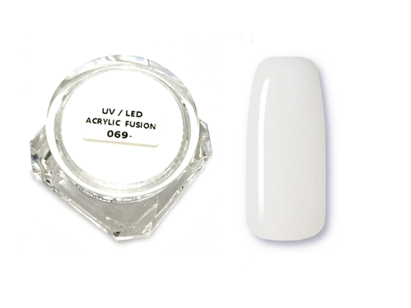 ACRYLIC GEL 5ml,30ml (Acrylic Fusion) 3# Tört fehér