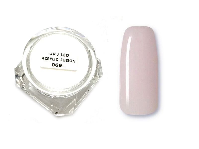 ACRYLIC GEL 5ml,30ml (Acrylic Fusion ) 5# baba rózsaszín