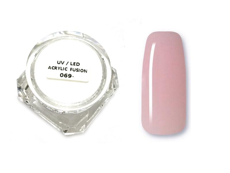 ACRYLIC GEL 5ml,30ml (Acrylic Fusion ) 6# baba pink