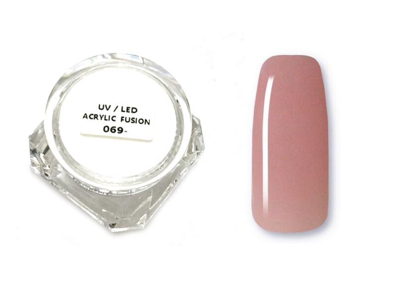 ACRYLIC GEL 5ml,30ml (Acrylic Fusion ) 8# Cover pink