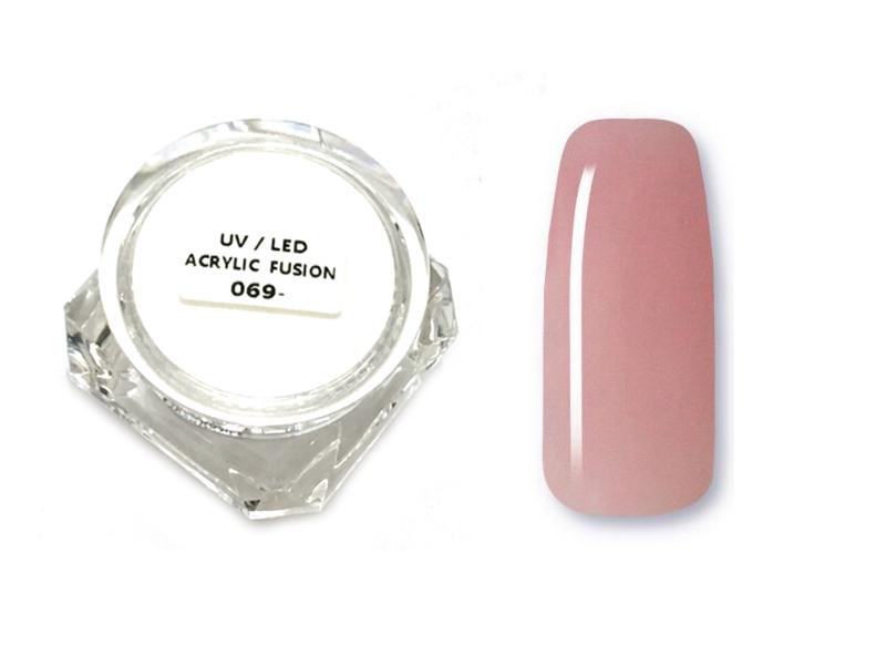 ACRYLIC GEL 5ml,30ml (Acrylic Fusion ) 10# pink