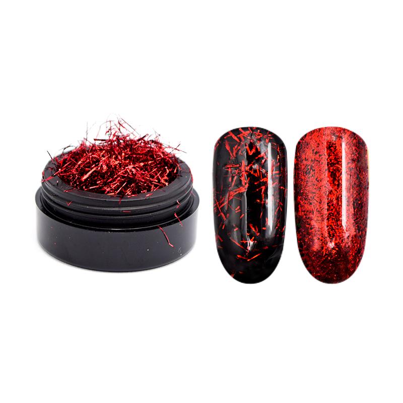Díszítő csík - Piros