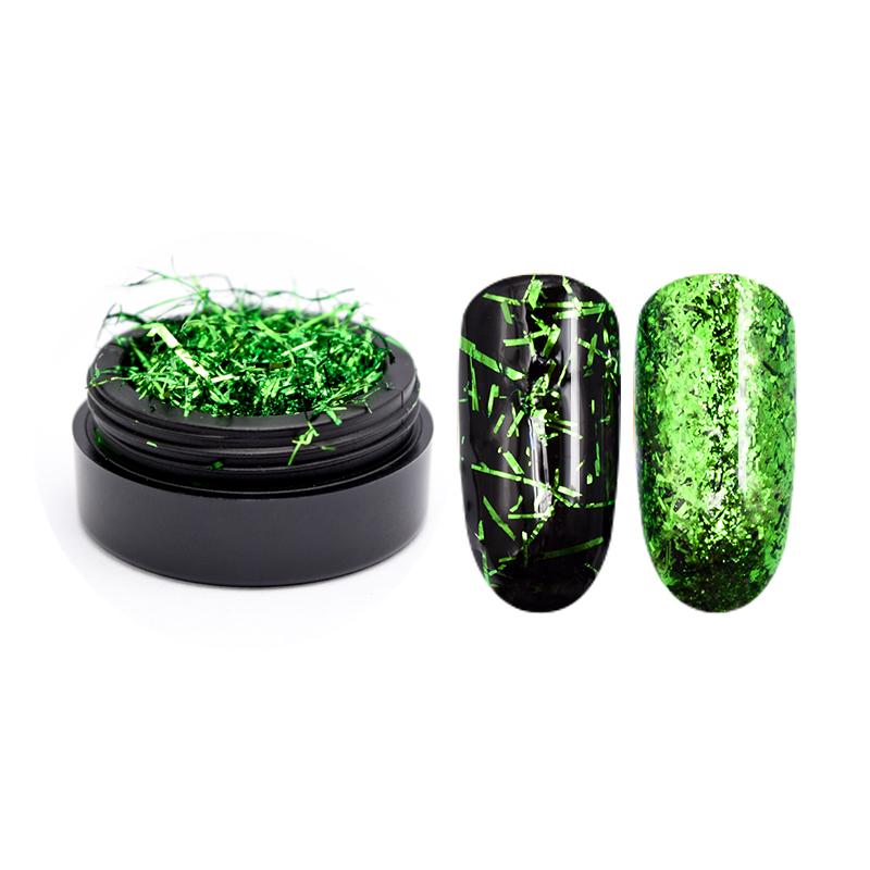 Díszítő csík - Fű zöld
