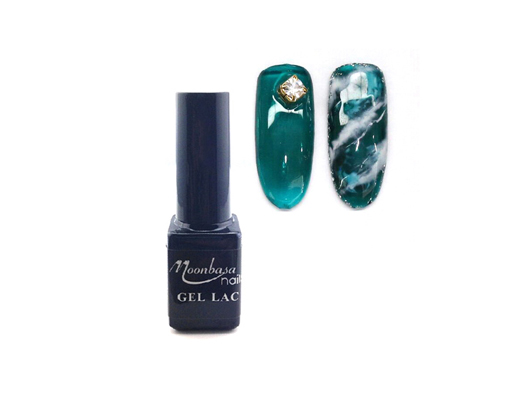 Moonbasanails Amber Glass Lakkzselé 5ml-468#