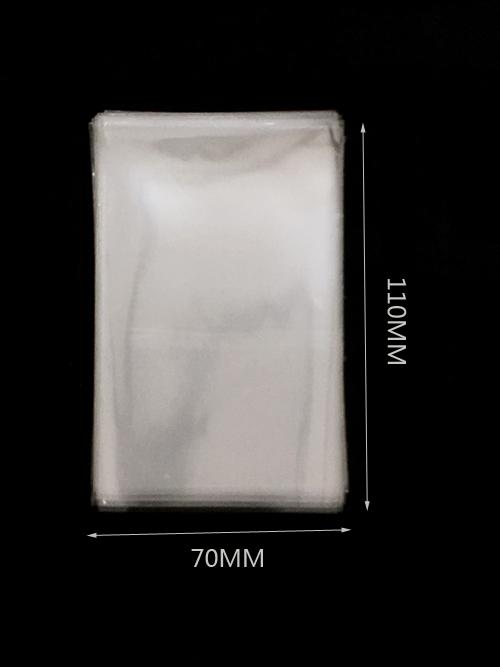 Átlátszó opp zacskó 70mm x110mm 200/cs