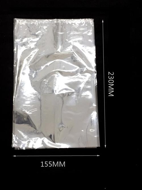 Átlátszó opp zacskó 155mm x230mm 200/cs