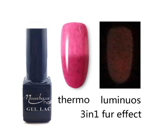 MBSN- 3in1 Fur Effect lakkzselé 5ml 481#