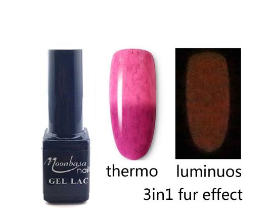 MBSN- 3in1 Fur Effect lakkzselé 5ml 482#