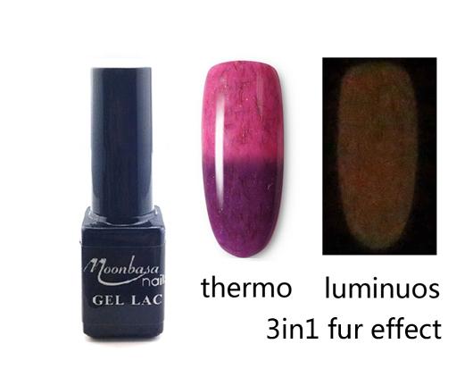 MBSN- 3in1 Fur Effect lakkzselé 5ml 483#