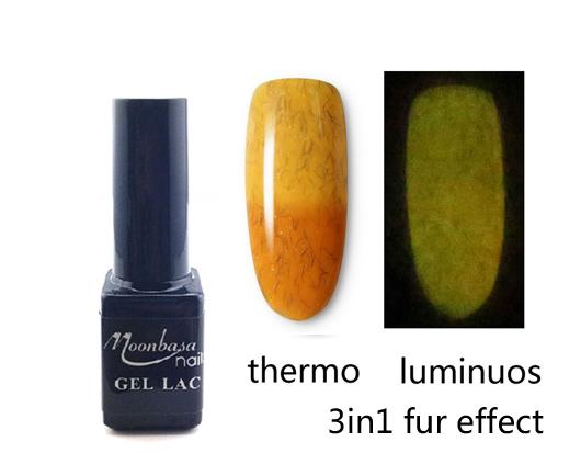 MBSN- 3in1 Fur Effect lakkzselé 5ml 486#
