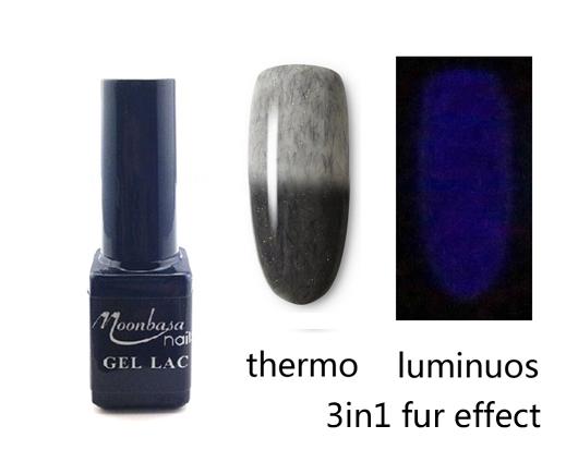 MBSN- 3in1 Fur Effect lakkzselé 5ml 488#