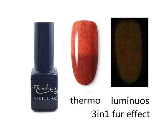 MBSN- 3in1 Fur Effect lakkzselé 5ml 489#