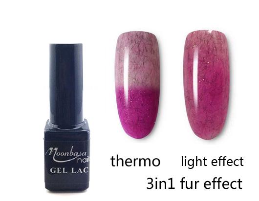 MBSN- 3in1 Fur Effect lakkzselé 5ml 491#