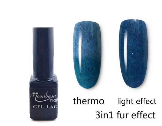MBSN- 3in1 Fur Effect lakkzselé 5ml 492#