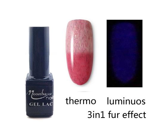 MBSN- 3in1 Fur Effect lakkzselé 5ml 495#