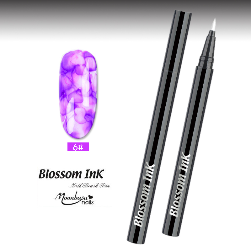 Blossom Ink 6#-Brush pen