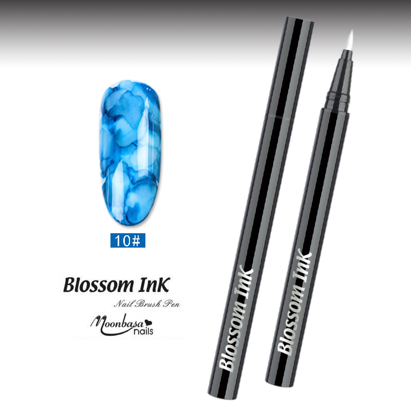 Blossom Ink 10#-Brush pen