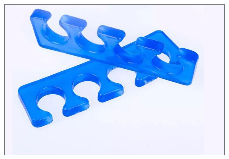 SzilikonLábújj szeparátor,kék