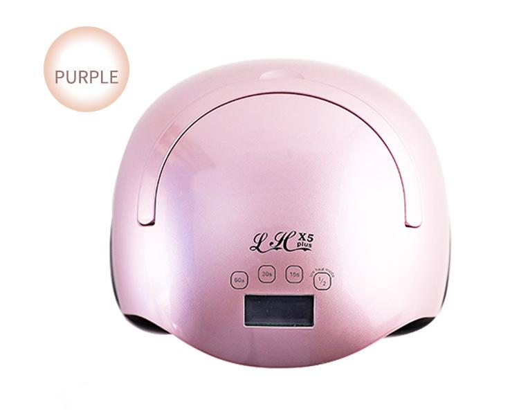 UV/LED lámpa,Hordozható,infravörös érzékelő,36dbledIzzó-58w,Purple