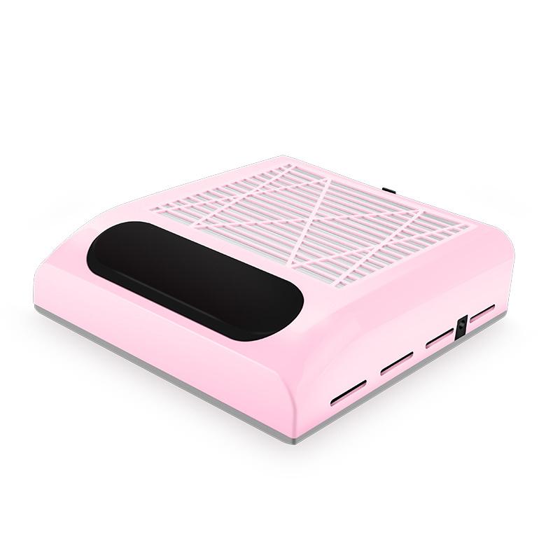 80W müköröm porszívó,pink