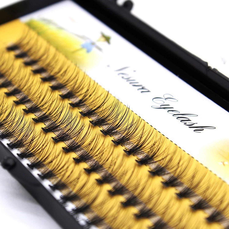 Tincses természetes szempilla ,Natural black/60pcs*20p/0.07mm/C-ív