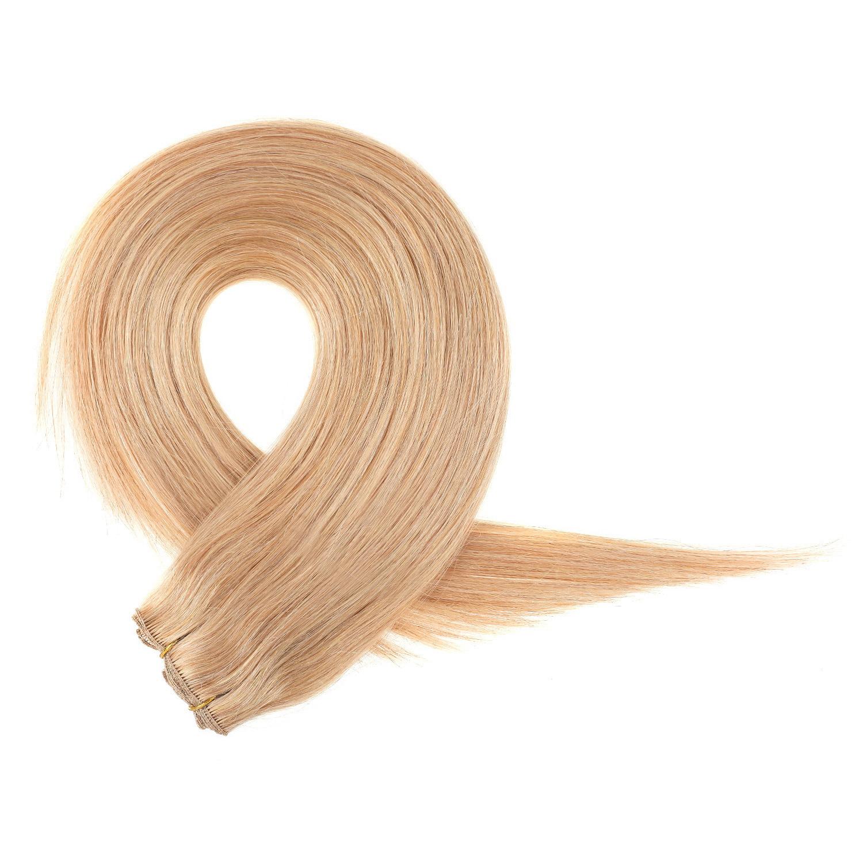Kézi Tresszelt 100% eredeti haj 100gr,color 12#