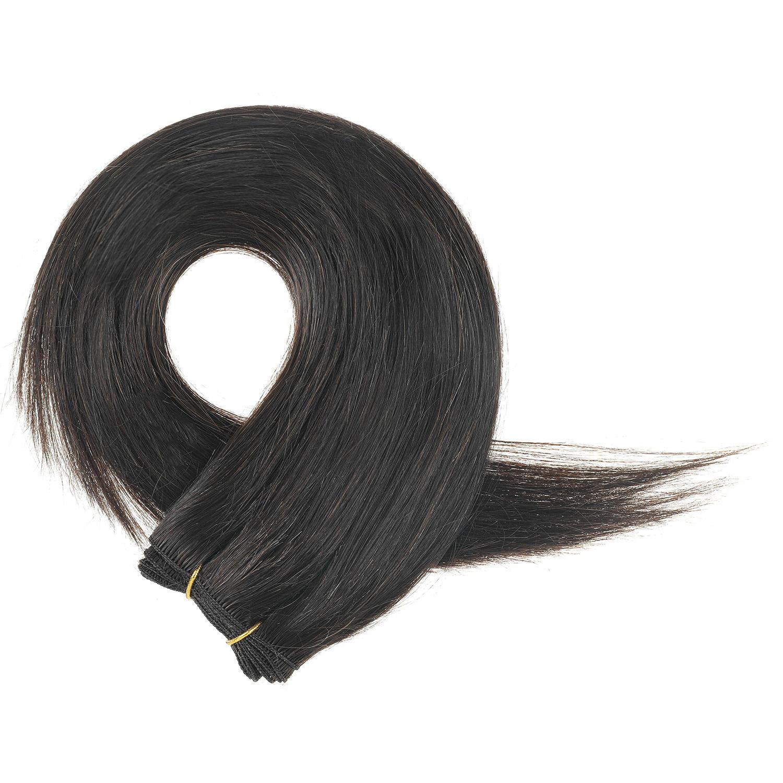 Kézi Tresszelt 100% eredeti haj 100gr,color 0#(natural)