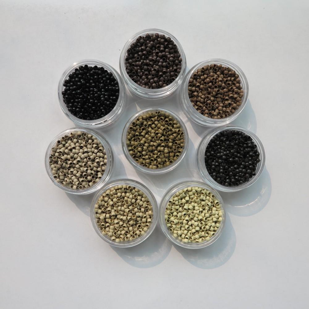 Réz silicon mikrogyűrű hajhosszabbításhoz 2919*2mm,1000db-os