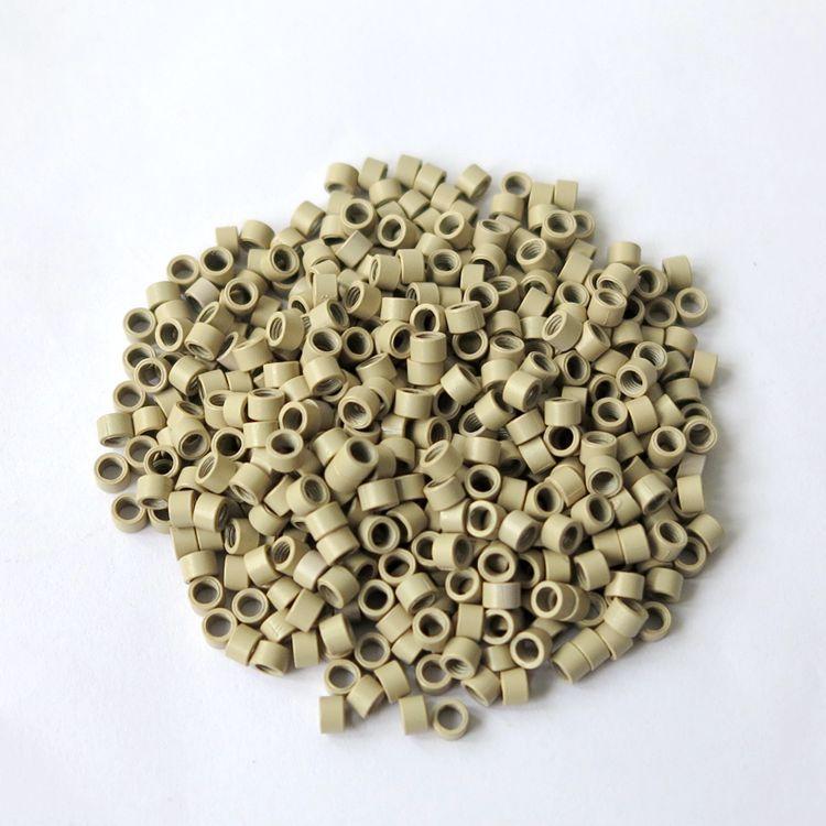 Aluminium mikrogyűrű hajhosszabbításhoz 4027*3mm,1000db-o