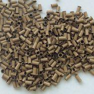 Réz mikrogyűrű hajhosszabbításhoz 3.0*2.6*6.0mm,1000db-os