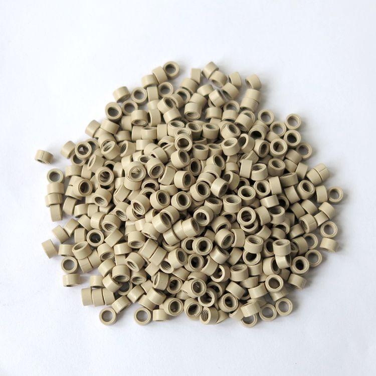 Aluminíum mikrogyűrű hajhosszabbításhoz 4.5*3.0*2.5mm,1000db-os