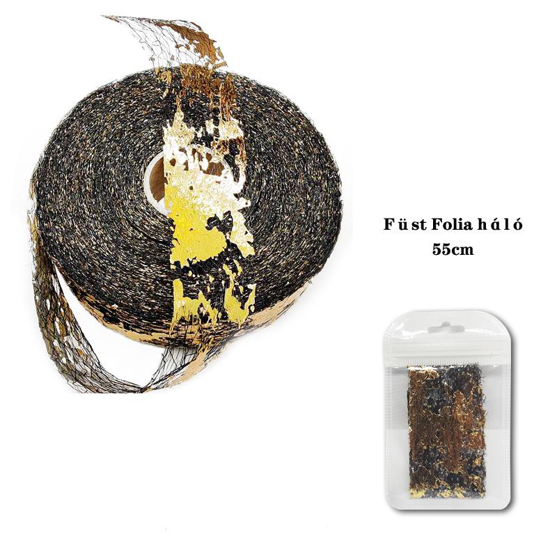 Füst Folia háló-55cm