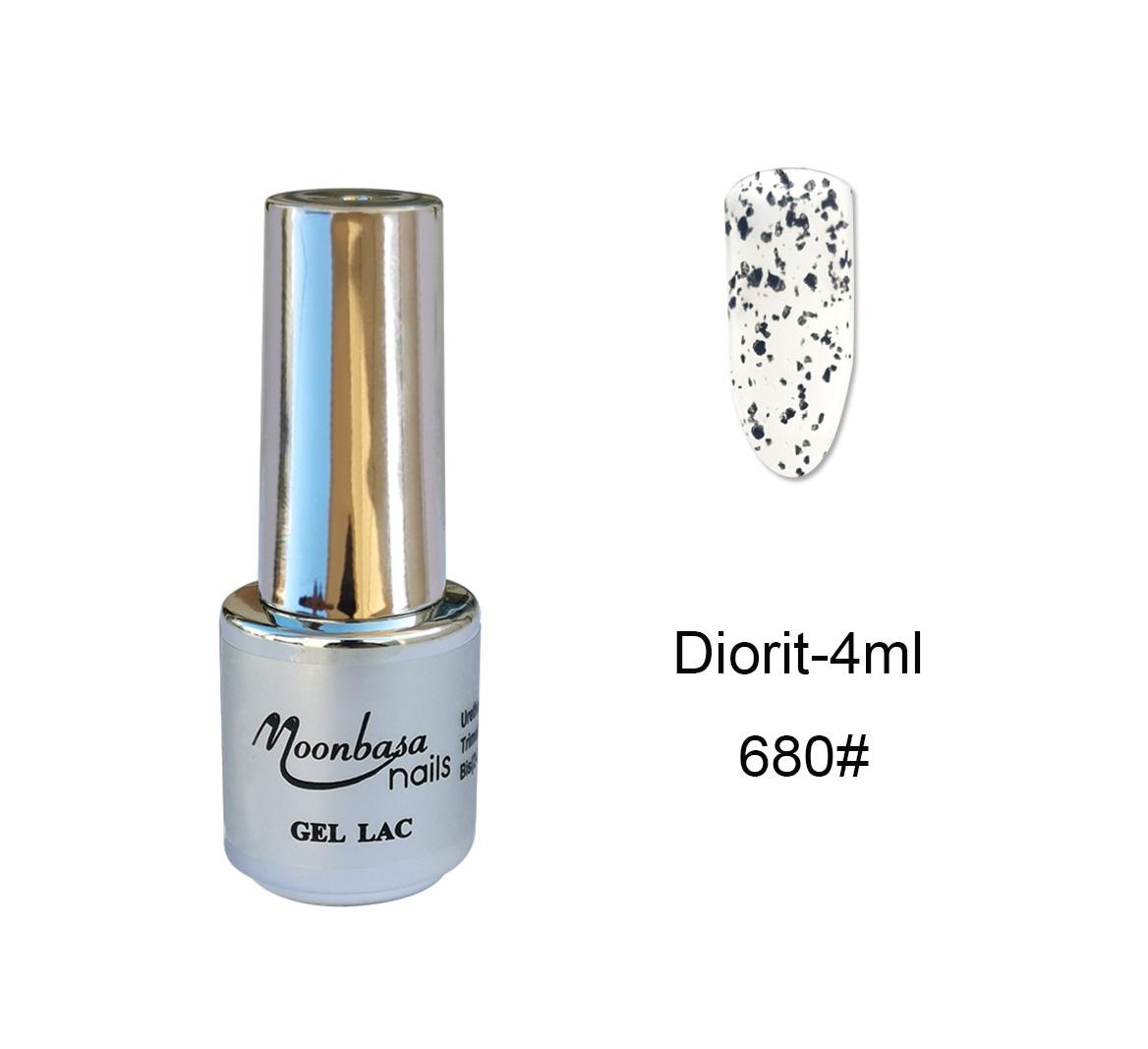 Moonbasa Diorit géllakk Clear (tajáshéj hatás)