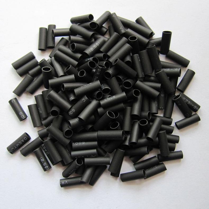 1000db Póthaj Hőre zsugorodó gyűrű,Külső3mm,belső2.8mm,hossz12mm