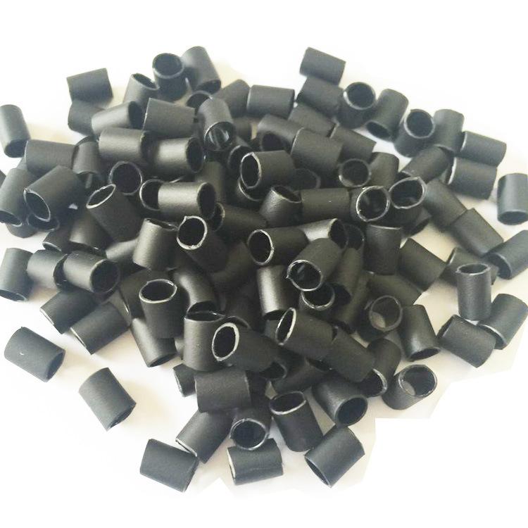1000db Póthaj Hőre zsugorodó gyűrű,Külső4mm,belső 3mm,hossz6mm
